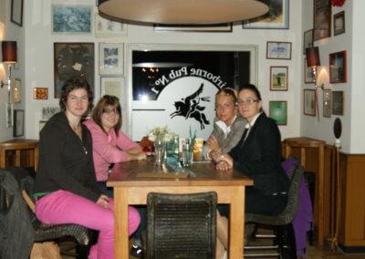 Babs Au pair Agency with Au pair in Amsterdam