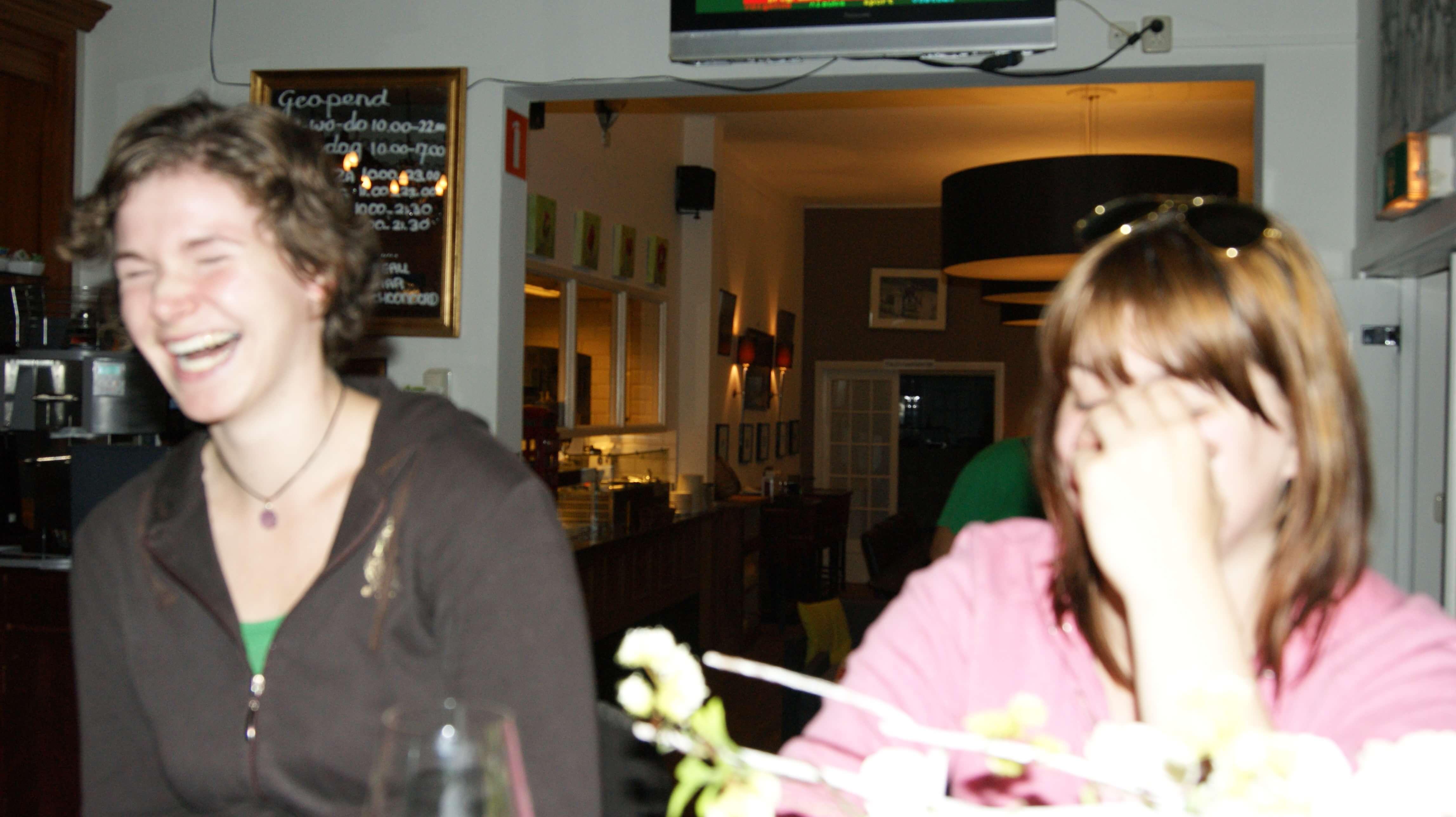 Babs Au pair Agency meet Au pairs in Amsterdam